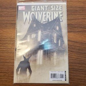 Giant Size Wolverine Marvel Comic